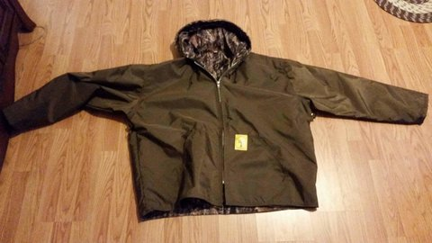 Valley Creek Lightweight Jacket