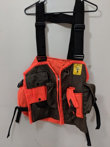 Valley Creek Small Game Vest