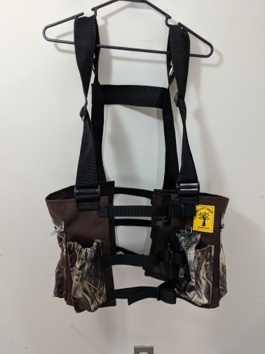 Valley Creek Side Pocket Vest