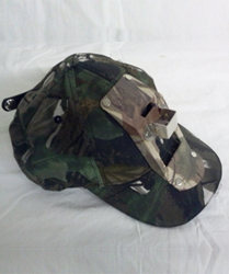 Baseball-Style Cap With Hard Shell Lining